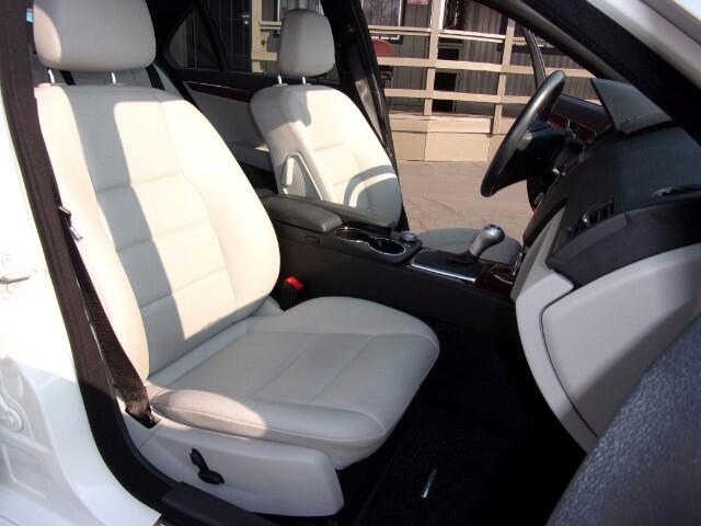 2010 Mercedes-Benz C-Class 4dr Sdn 3.0L Sport RWD