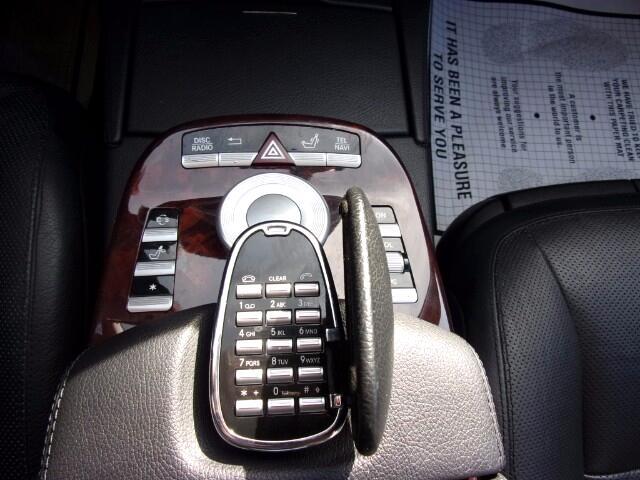 2008 Mercedes-Benz S-Class S550