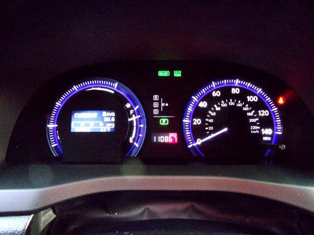 2010 Lexus HS 250h Sedan