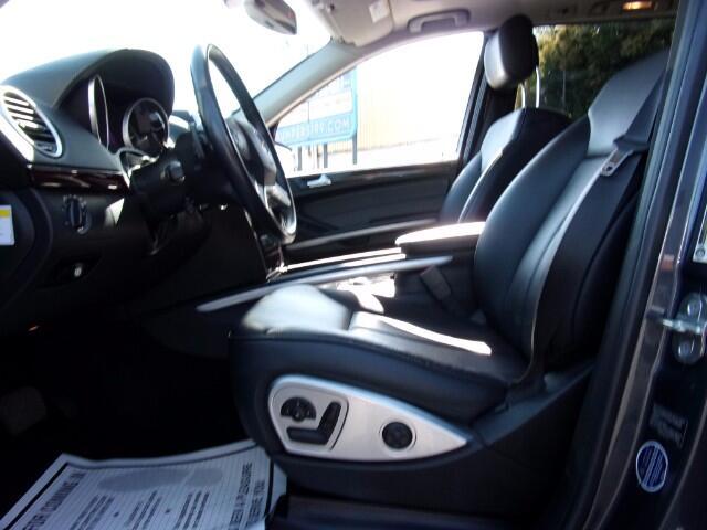 2012 Mercedes-Benz GL-Class GL 450 4MATTIC