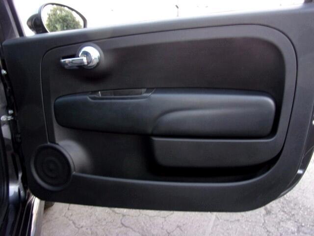 2014 Fiat 500e Battery Electric Hatchback