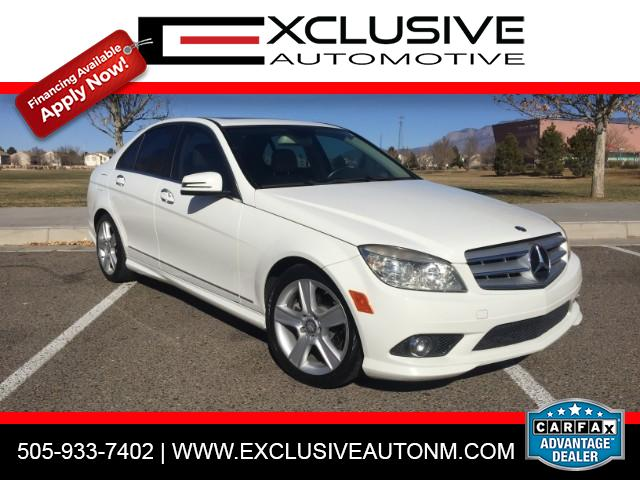 2010 Mercedes-Benz C-Class C300 Luxury Sedan