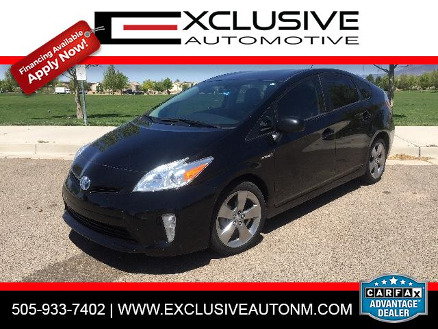 2013 Toyota Prius Persona Series Special Edition