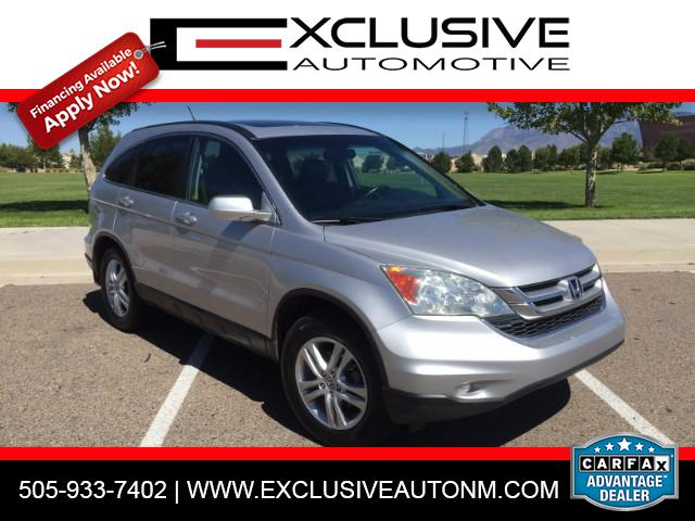 2011 Honda CR-V EX-L 4WD AT with Navigation