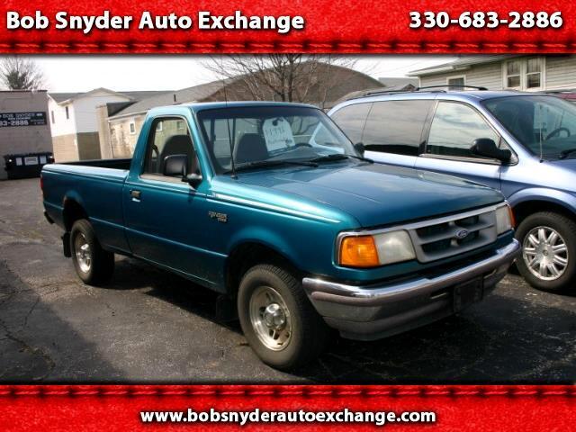 1995 Ford Ranger XL Reg. Cab Short Bed 2WD