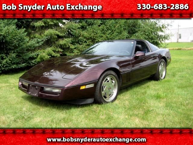 1990 Chevrolet Corvette Coupe