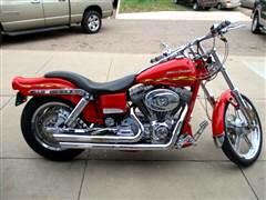 2001 Harley-Davidson FXDWG2