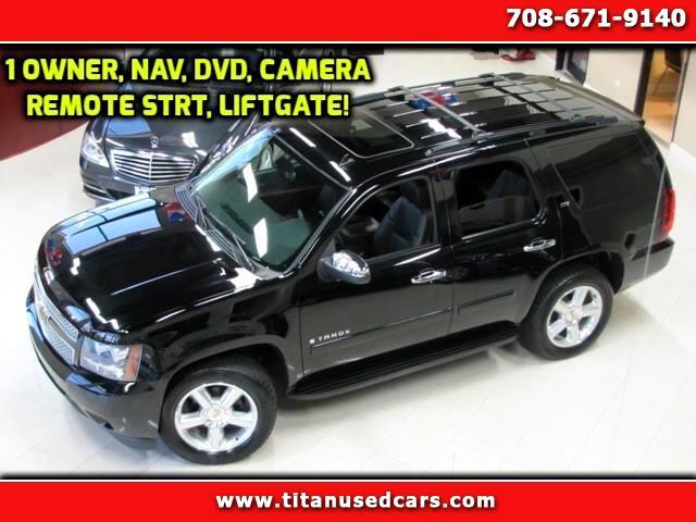 2008 Chevrolet Tahoe LTZ 4WD