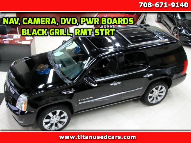 2009 Cadillac Escalade Premium AWD