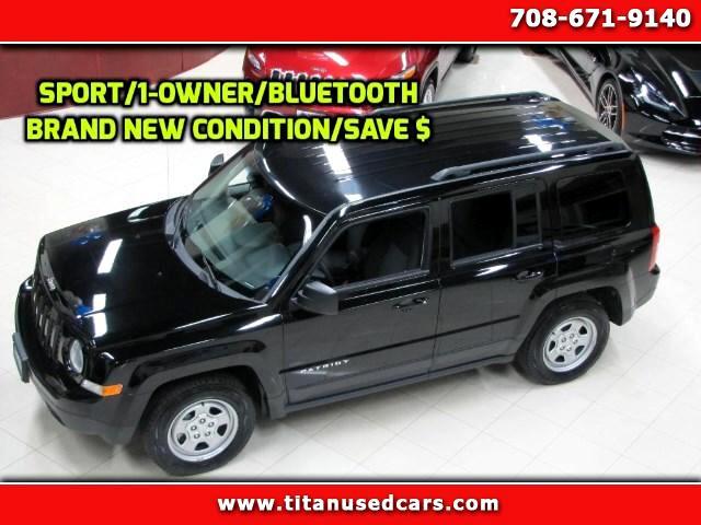 2016 Jeep Patriot Sport 2WD