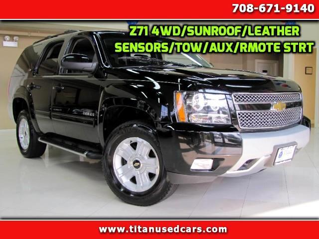 2009 Chevrolet Tahoe Z71 LT2 4WD