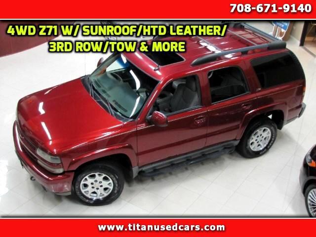 2003 Chevrolet Tahoe Z71 4WD