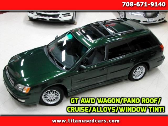 2001 Subaru Legacy Wagon GT