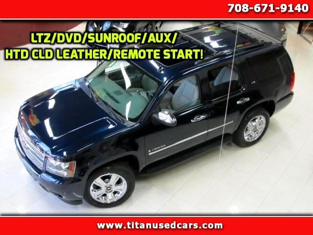 2009 Chevrolet Tahoe LTZ 4WD