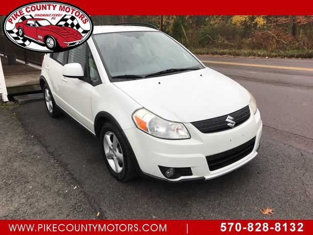 2008 Suzuki SX4 Crossover Convenience AWD
