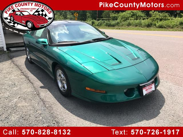 1997 Pontiac Firebird Trans Am Coupe