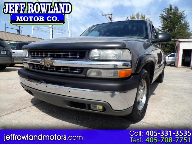 2001 Chevrolet Silverado 1500 LT Ext. Cab 4-Door Short Bed 2WD