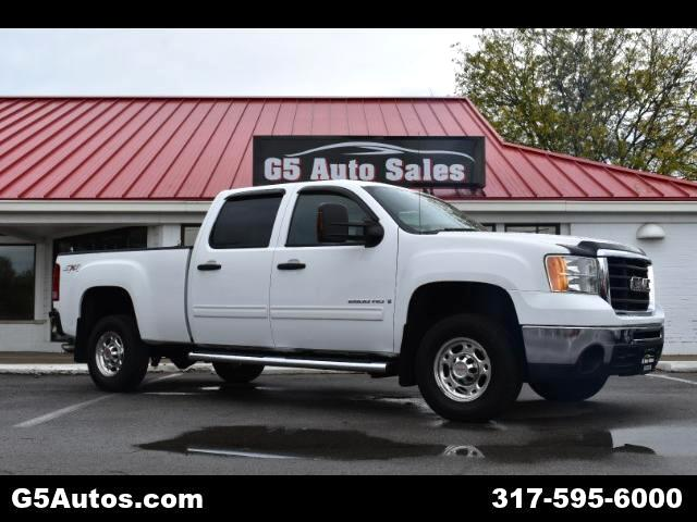 2009 GMC Sierra 2500HD SLE