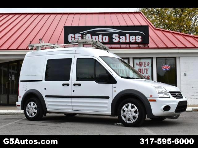 2013 Ford Transit Connect XLT