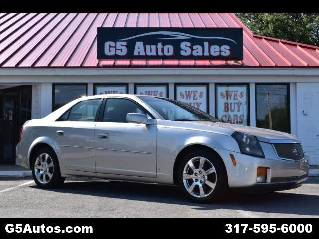 2007 Cadillac CTS Sport