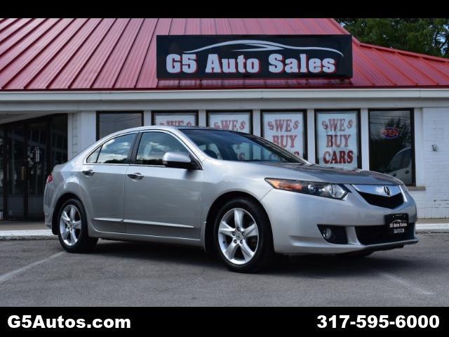 2010 Acura TSX 2.4