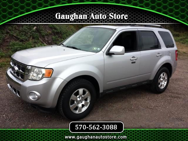 2011 Ford Escape Limited 4WD  LEATHER/MOONROOF