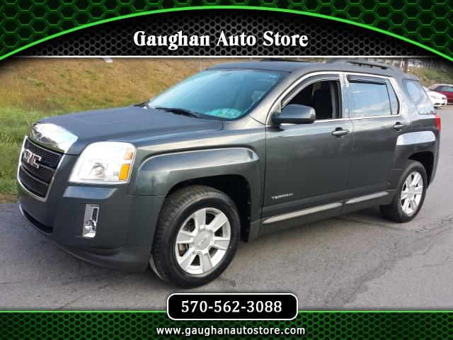 2010 GMC Terrain SLE 2 AWD MOONROOF