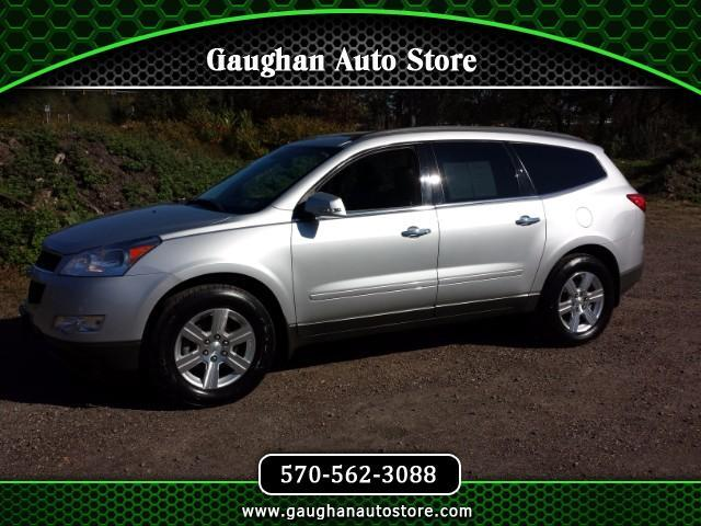 2012 Chevrolet Traverse 2 LT AWD  MOONROOF/THIRD ROW/CAMERA