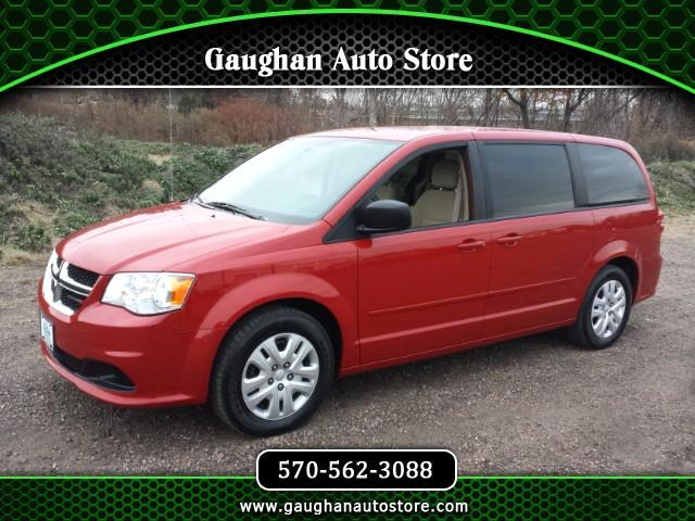 2014 Dodge Grand Caravan SE    THIRD ROW SEATING