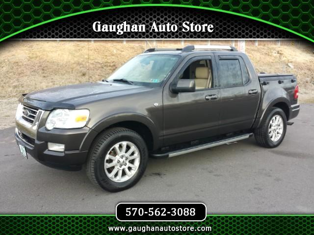 2007 Ford Explorer Sport Trac Limited 4x4  Moonroof/Heated Leater Seats