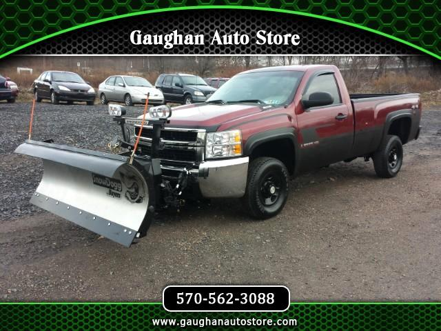 2009 Chevrolet Silverado 2500HD 2500 LONG BOX  WITH NEW SNOW DOGG PLOW SET UP