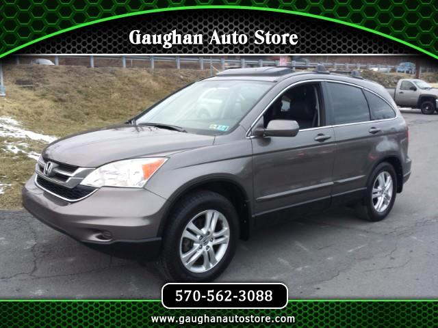 2011 Honda CR-V EXL 4WD HEATED LEATHER/MOONROOF