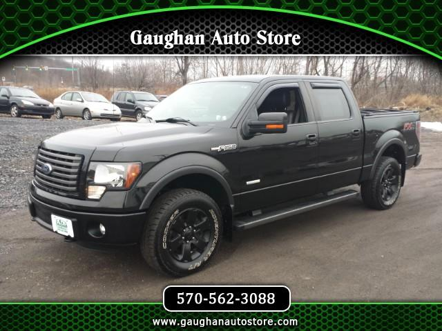 2012 Ford F-150 XLT SUPERCREW 4WD LEATHER/NAVI