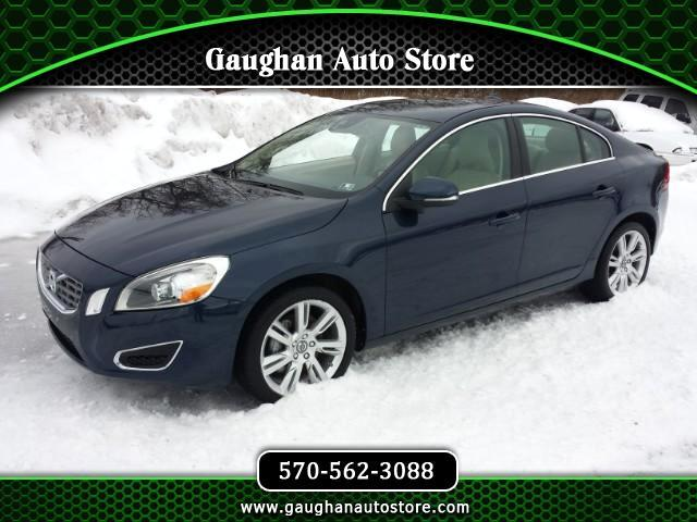 2011 Volvo S60 T6 AWD  MOONROOF