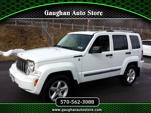 2011 Jeep Liberty LIMITED 4WD MOONROOF
