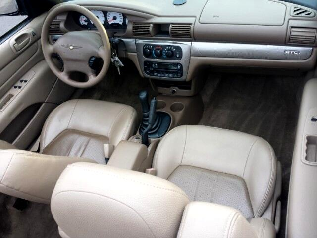 2003 Chrysler Sebring GTC Convertible