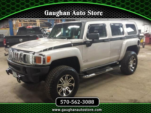 2006 HUMMER H3 SPORT  LEATHER  MOONROOF