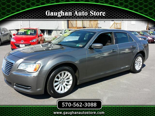 2012 Chrysler 300 Base
