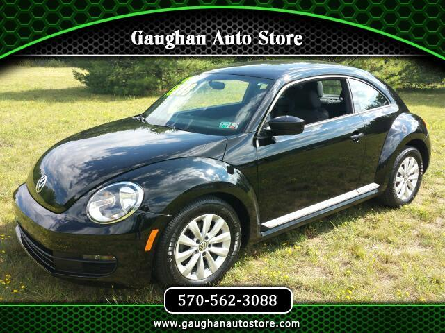 2013 Volkswagen Beetle Base