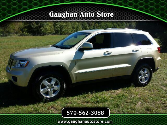 2012 Jeep Grand Cherokee Laredo 4WD (Moon Roof)
