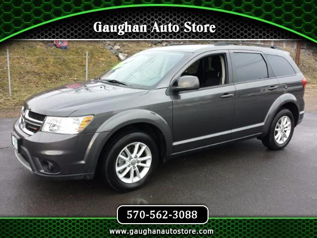 2015 Dodge Journey SXT (3RD Row Seating)