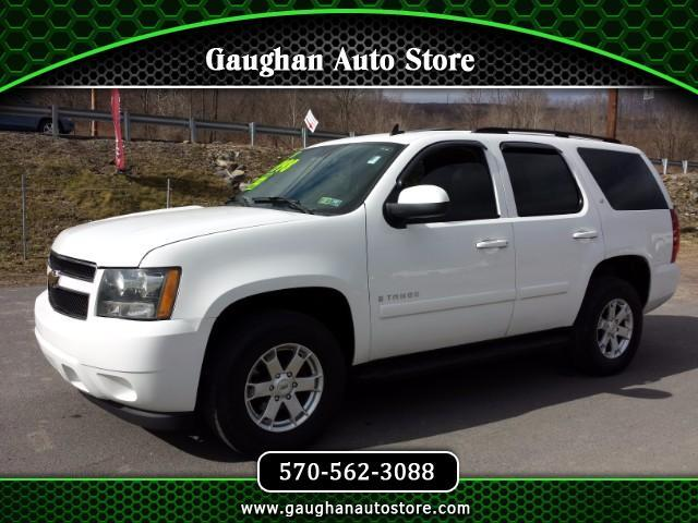 2007 Chevrolet Tahoe LTZ 4WD (3RD Row Seating)