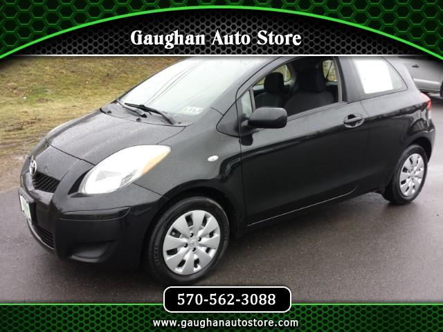 2010 Toyota Yaris Liftback 3-Door AT