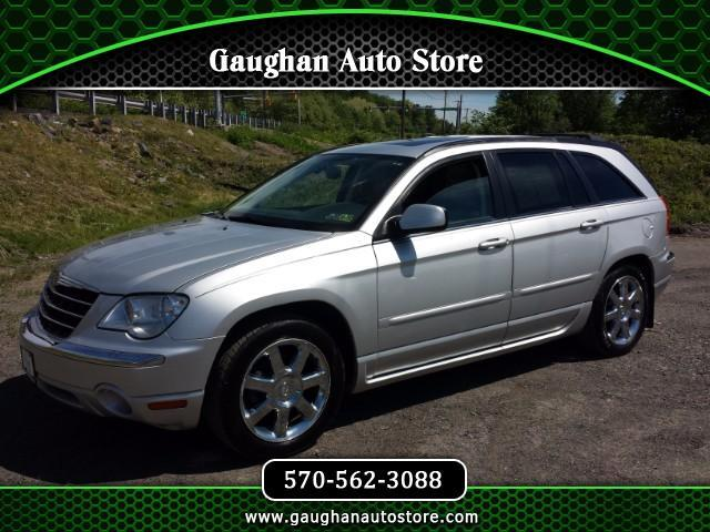 2008 Chrysler Pacifica LIMITED  LEATHER,,THIRD ROW SEATING, SUNROOF !
