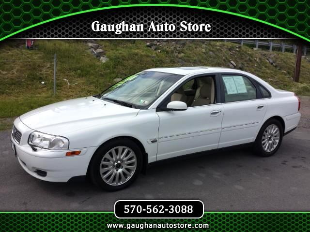 """2004 Volvo S80 2.9 6 CYL  """"SUNROOF, LEATHER"""