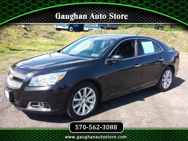 "2013 Chevrolet Malibu LTZ  ""LEATHER"""