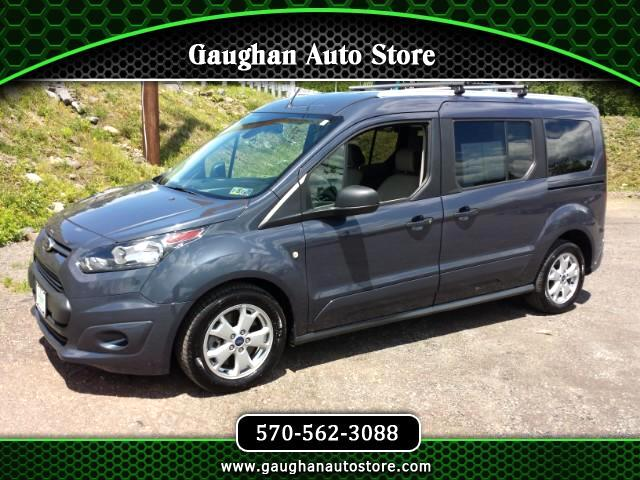 "2014 Ford Transit Connect XLT  ""BACK UP CAMERA- THIRD ROW SEATING''  PARK AS"