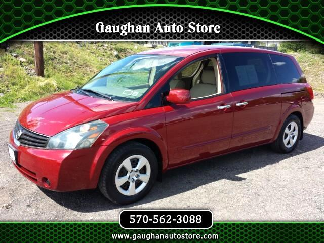 """2007 Nissan Quest 3.5 SE """"THIRD ROW SEATING"""""""