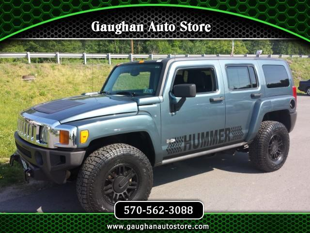 "2007 HUMMER H3 ADVENTURE SERIES  "" NEW  TIRES """