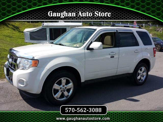 2011 Ford Escape LIMITED 4WD MOONROOF